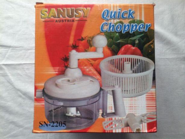 Ручной кухонный комбайн Sanusy. Новый!