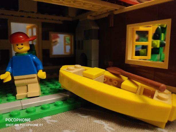 Lego creator 5766 Chata z bali 7-12lat bdb+