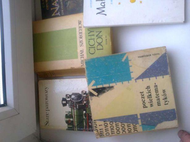 Książki lekturowe