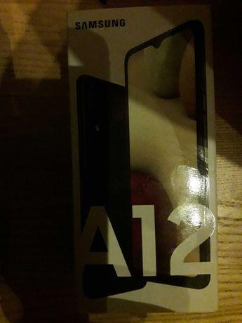 Samsung A12 nowka w pudelku