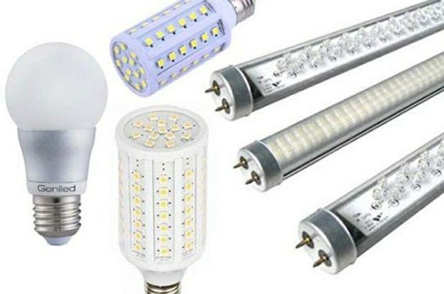 Післягарантійний ремонт LED