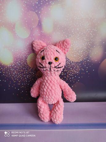 Іграшка Киця амігурумі