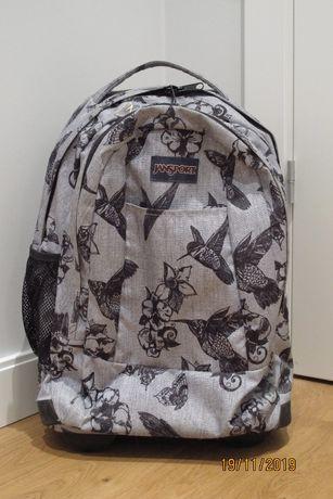 Plecak walizka JANSPORT na kółkach