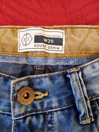 Spodenki jeans House