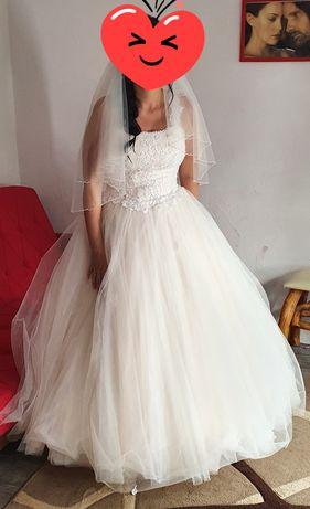 Suknia ślubna Princessa r. 40-42