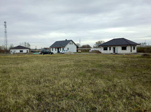 Śliczna działka budowlana 1470 m2, sypialnia Gorzowa, blisko 1.8 km S3