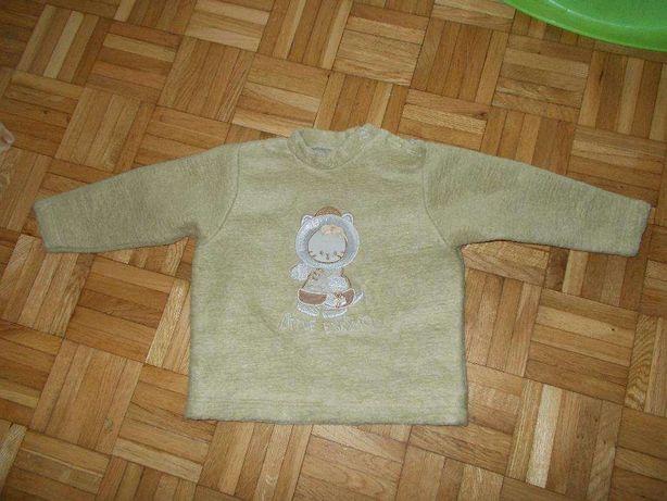 ciepła bluzka r104