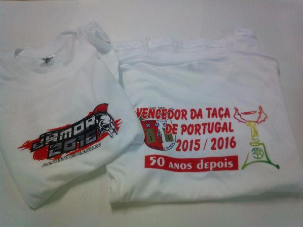 T-shirt Vencedor da TAÇA