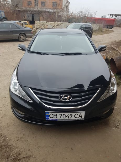 Hyundai Sonata OFFICIAL