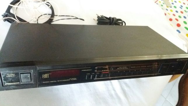Radio ( tuner ) digital pioneer, TX- 970 L impecável
