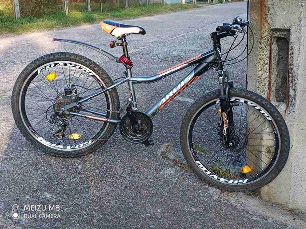 Велосипед Ardis колёса 24 см.
