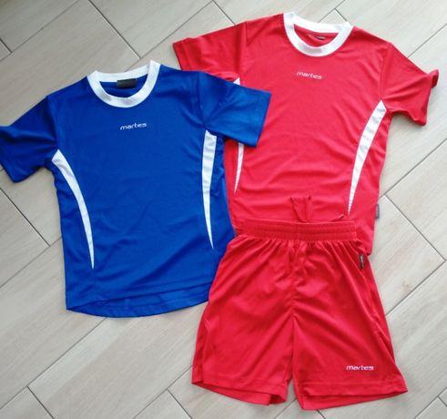 Komplet, strój piłkarski Junior rozm. 128