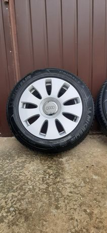 Felgi Audi WV 5x112 Opony Michelin Primacy3
