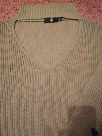 Nowy wełniany sweterek Missguided rozm.M/L