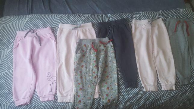 Spodnie dresowe Lupilu 98/104