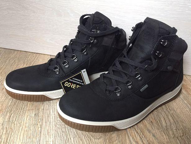 Зимние ботинки Ecco.42размер,стелька 27 см.