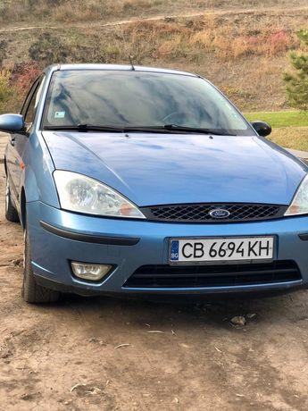 Форд фокус 2002 дизель