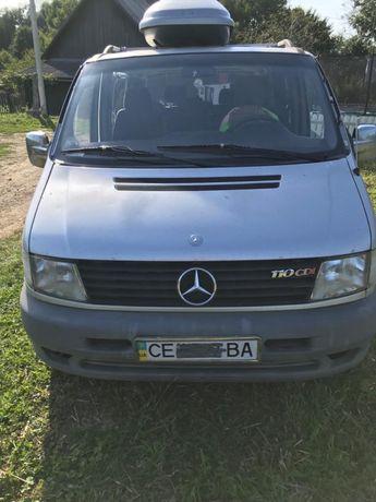Vito 638 110 cdi