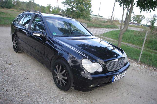 Mercedes C200 * 2001r * 2.0i * Serwisowany * Zadbany *