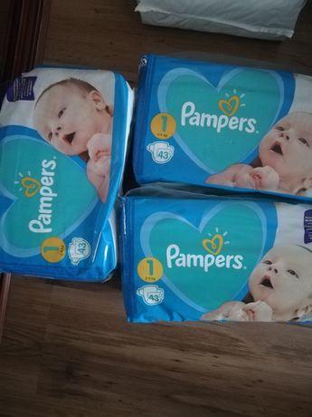 Pieluchy Pampers