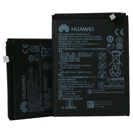 Oryginalna bateria HUAWEI P30 PRO HB486486ECW