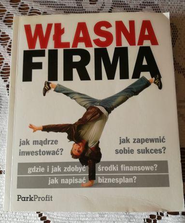 Książka Własna Firma, ParkProfit