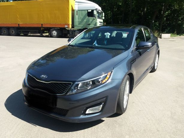 KIA Optima EX 15