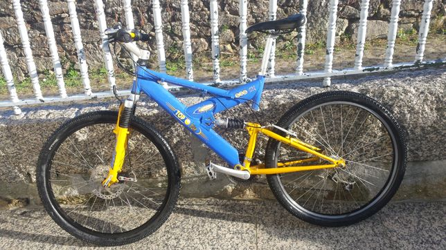Bicicleta TOP bike X-trem 530 SX