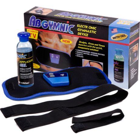 Миостимулятор, пояс для похудения, мышечный тренажер AbGymnic