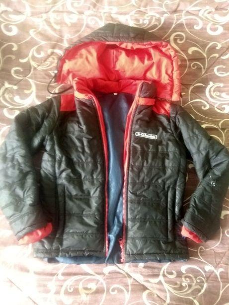 Куртки для мальчика 10-11 лет