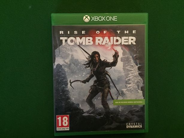 Tomb Rider ( Xbox One )
