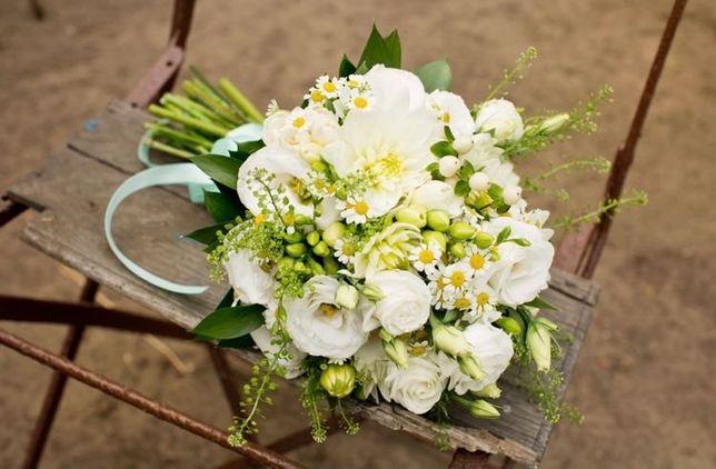 Florystyczna oprawa ślubów i wesel