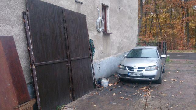 Brama Drzwi Garażowe Warsztatowe Duże 265x260