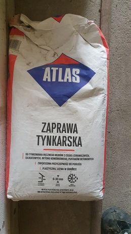 Zaprawa tynkarska atlas