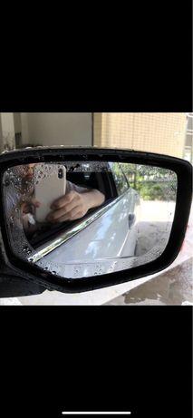 Автомобильная защитная пленка на боковые зеркала
