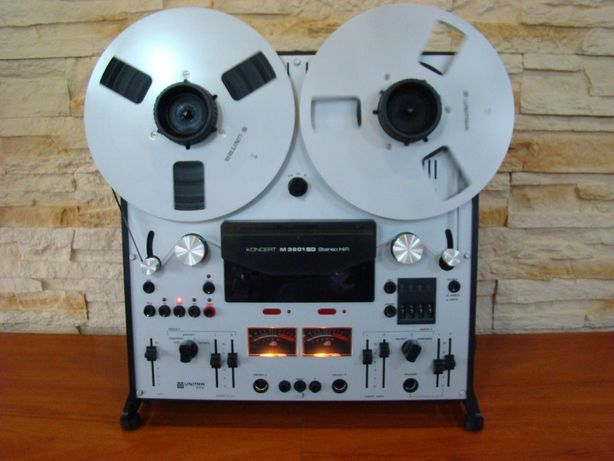 Unitra Diora Magnetofon M 32021 SD KONCERT
