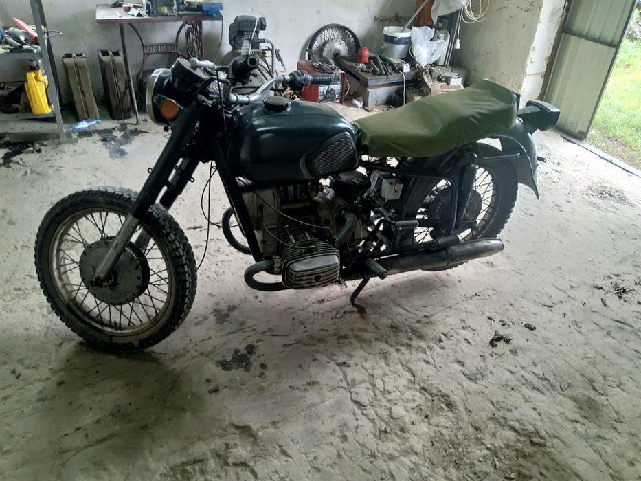 Продам мотоцикл Днепр Бердичів - зображення 1