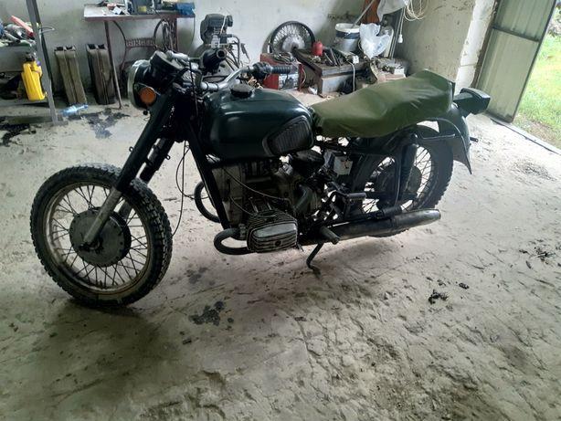 Продам мотоцикл Днепр