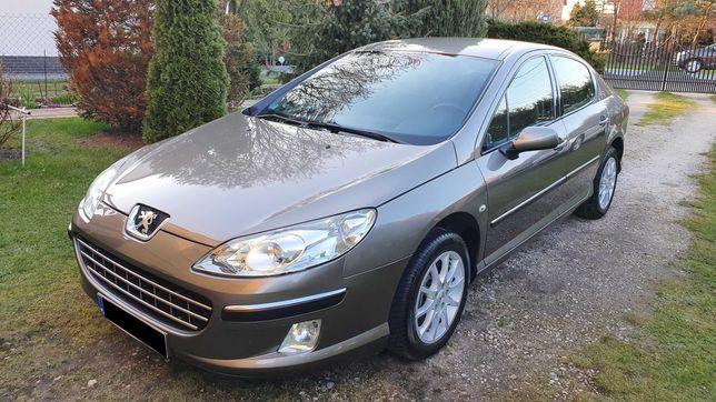 Peugeot 407 1.8 125KM *LPG*