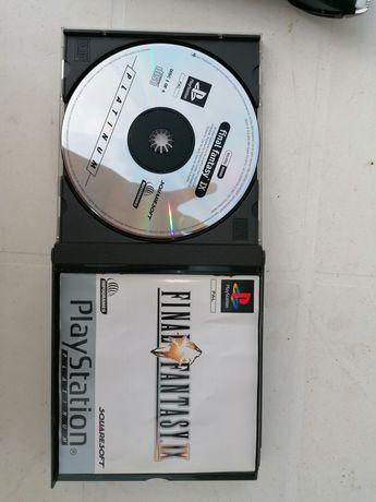 Jogo Playstation Final Fantasy IX