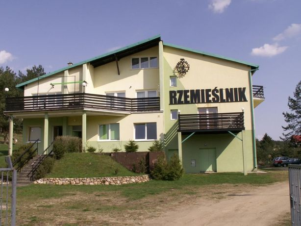 """Apartament w Świeszynie koło Miastka nad jeziorem """"Głębokie"""" bungalow"""