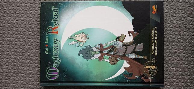 Magiczny rytuał - komiks w którym bohaterem jesteś ty