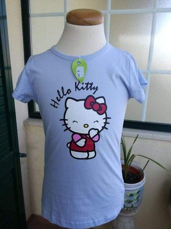 T-shirts de Criança 4-6