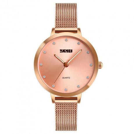 Часы Skmei 1291BOXRG Rose Gold BOX