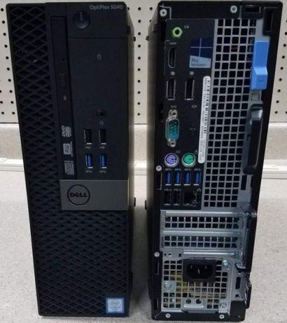 Системний блок Dell Optiplex 5040-SFF-Intel Core-i3-6100-3,70GHz