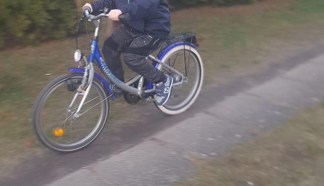 Rower dla dziecka 20cali