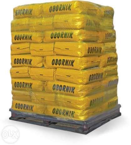 Obornik Granulowany - 25kg/40L - Nawóz 100% naturalny