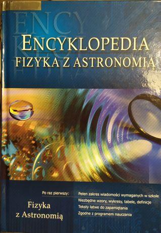 Encyklopedia fizyczna z astronomią