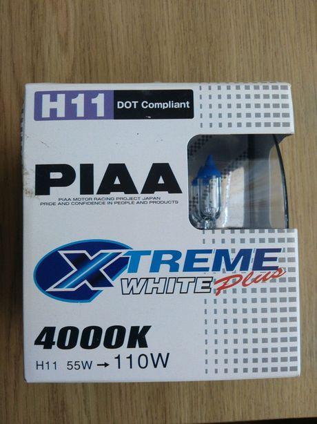 Продам новые Автолампы PIAA Xtreme White Plus H11 4000K