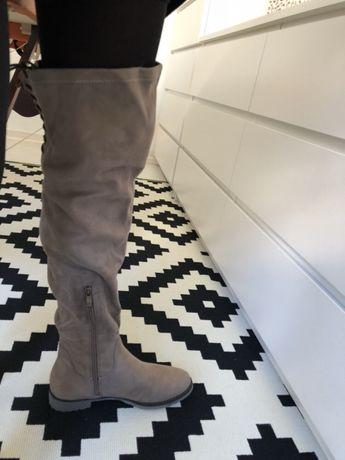 Bota - over knee boots SMF